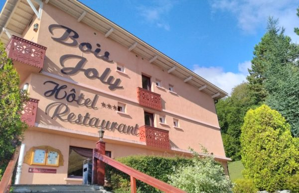 Bois Joly - Hébergement 24h Vertical Challenge